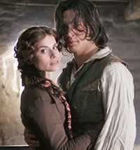 Heathcliff and Catherine