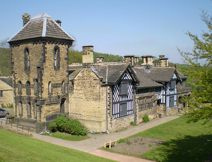 Thrushcross Grange The Home Of The Lintons