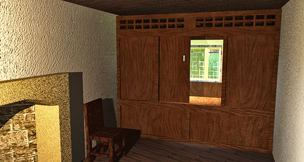 Catherine S Room At Wuthering Heights