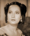 Merle Oberon as Catherine Earnshaw