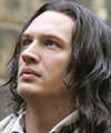 Tom Hardy as Heathcliff